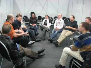 Werewolf at Web 2.0 Expo Berlin. Photo CC by Ian Forrester @Flickr