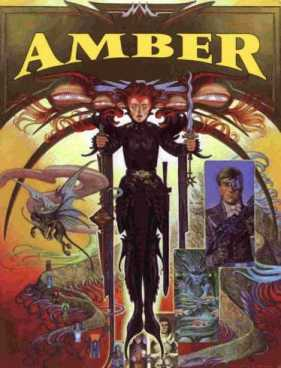 Amber: Diceless Role-Playing. Photo courtesy of Phage Press