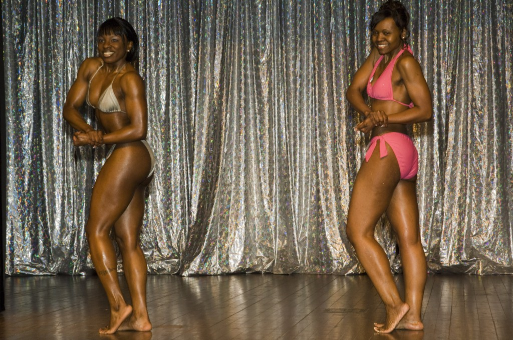 Body Builders. Image CC BY-NC-ND, by Morning Calm Weekly News.