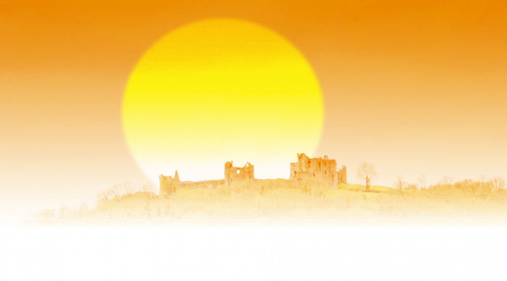 Castle Sunrise