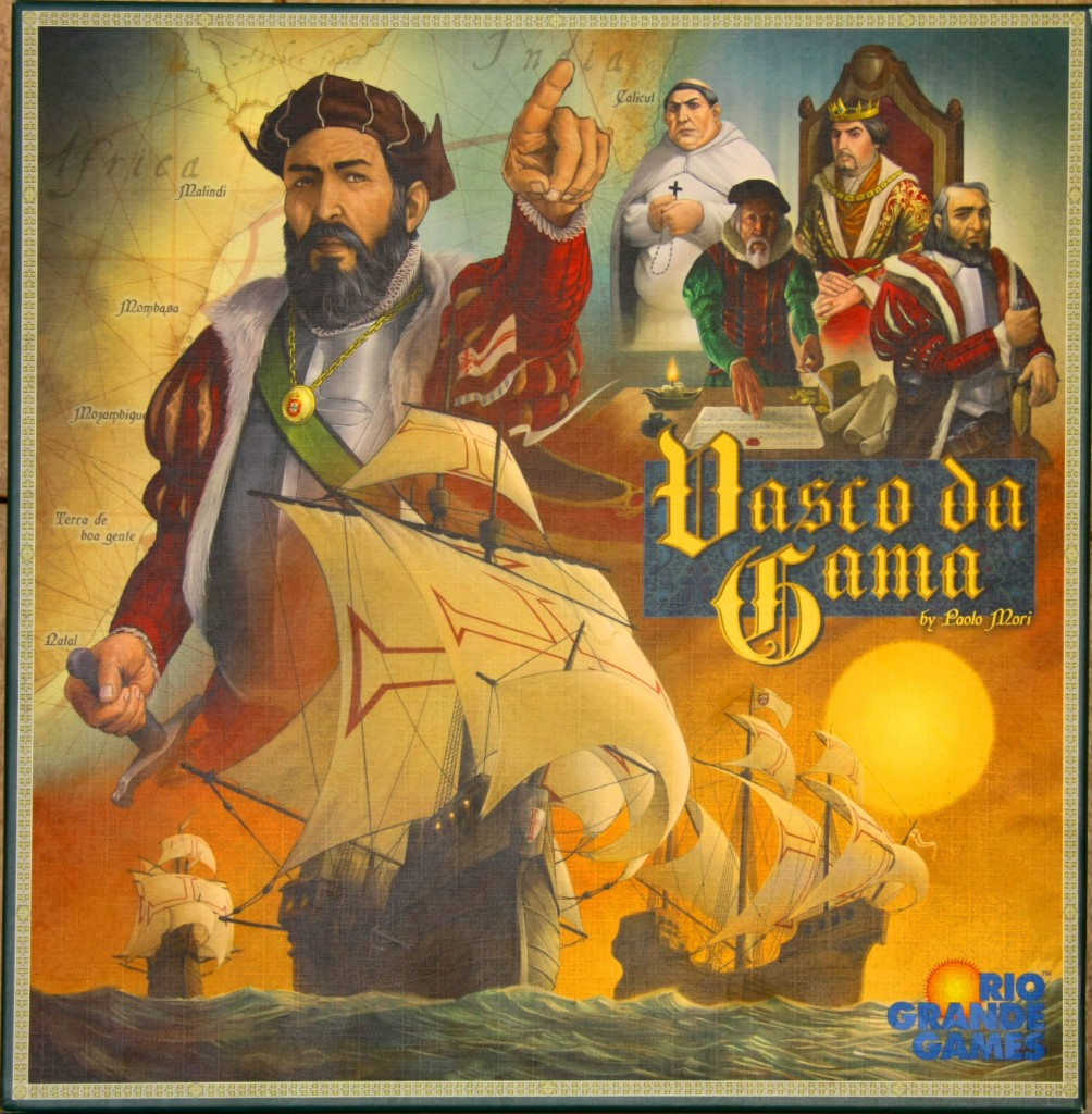 Box Art for Vasco da Gama. Luis Olcese CC BY-NC-ND.
