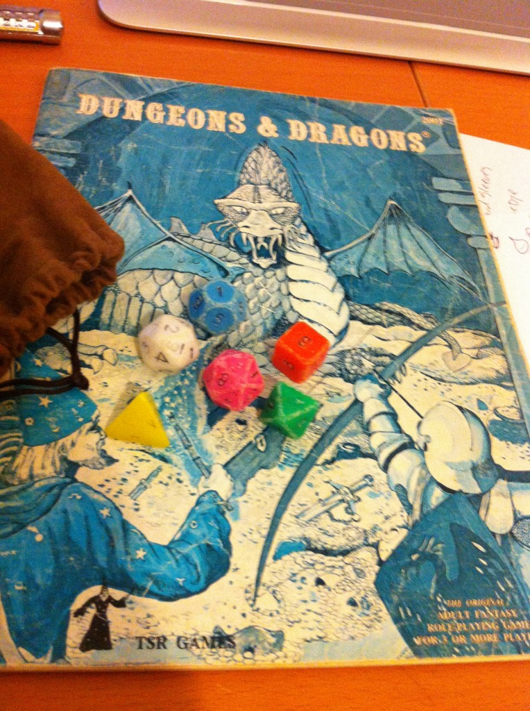 Much has changed since the early days of Dungeons & Dragons. Image by Marc Majcher CC BY-SA.