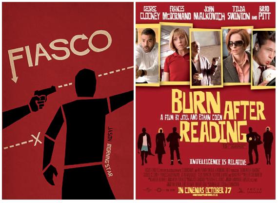 Fiasco - Burn After Reading