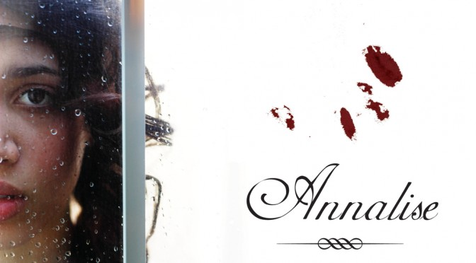 annalise cover