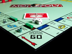 "The infamous game of Monopoly. ""Monopoly"" by William Warby @Flickr"