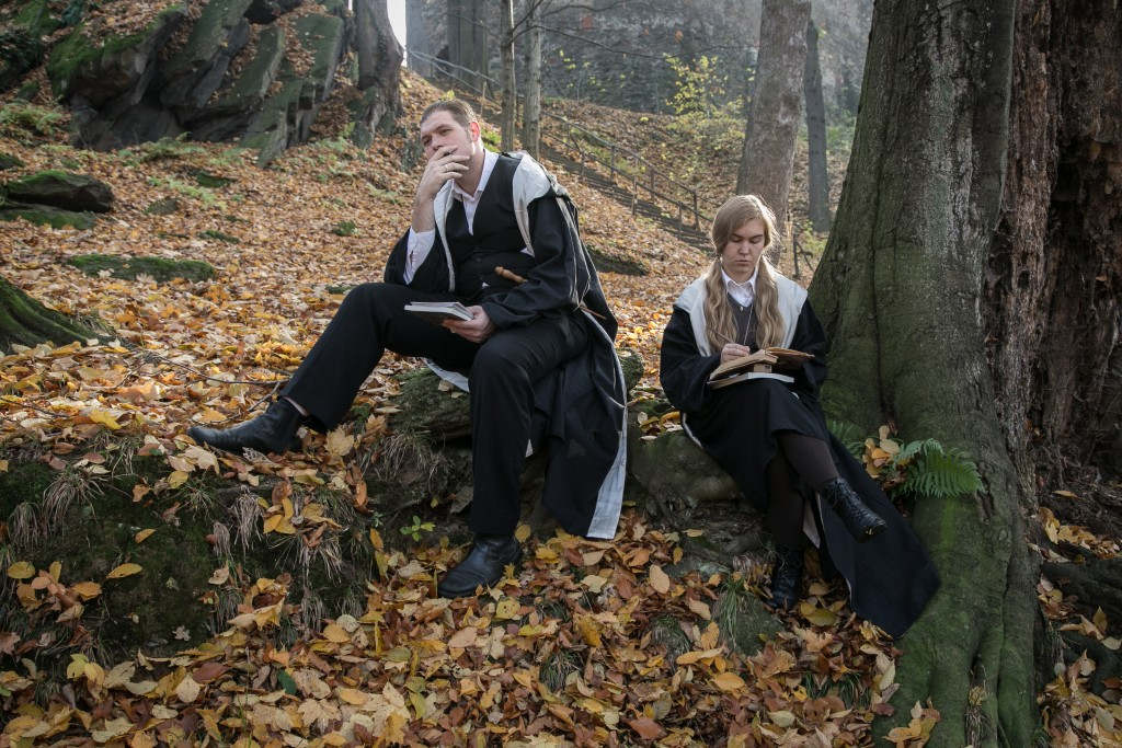 Promotional image for College of Wizardry. Photo by Christina Molbech.