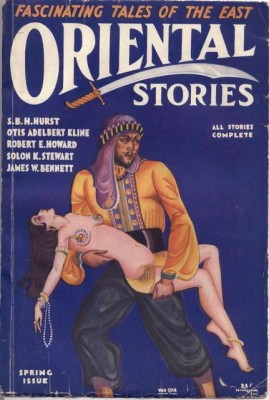 Orientalism has a long and dubious history. Image in the public domain.