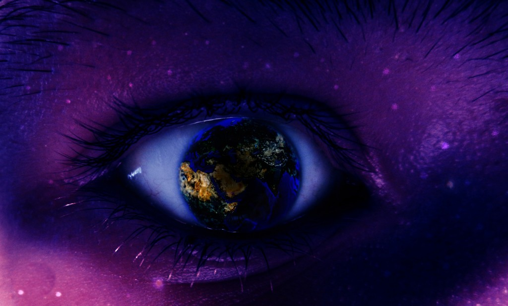 Look the world with your eyes mod