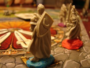 Planning betrayal in Shadows Over Camelot. Image by Mark Ordonez @Flickr CC BY-SA.