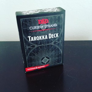 The Tarokka deck. Image by Rudy Jahchan @Flickr CC BY-NC-ND.