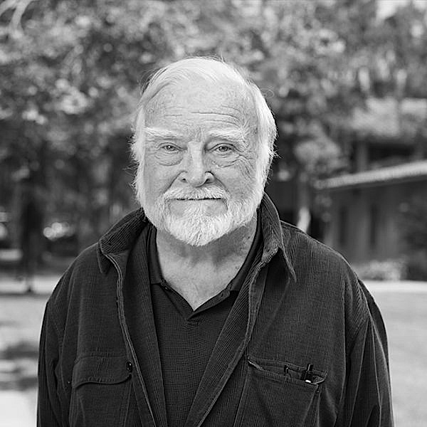 Mihaly Csikszentmihalyi. Photo courtesy of Claremont Graduate University.
