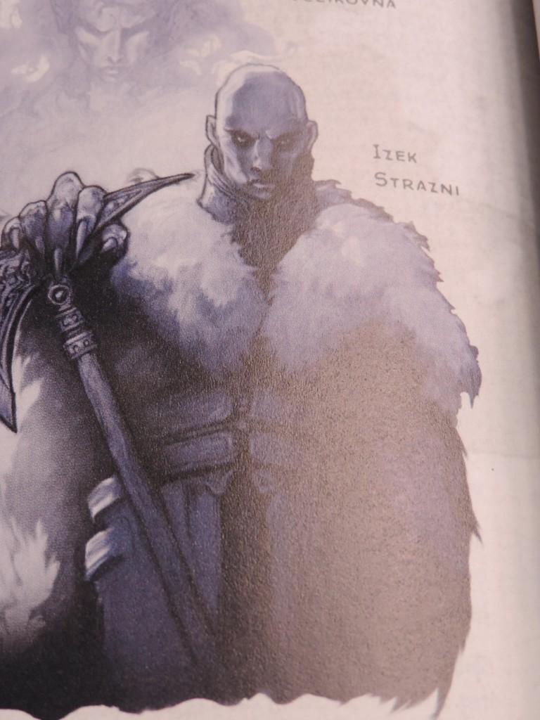"Izek Straini as ""supercrip"" stereotype. Image taken by the author."