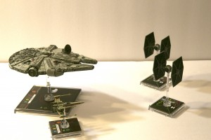 X-Wing models