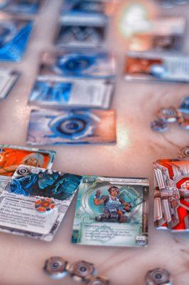 Netrunner Card Game