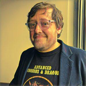 Nicolas LaLone, PhD