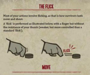 Flick 'em Up! Dead of Winter: Rule Book, p. 7.