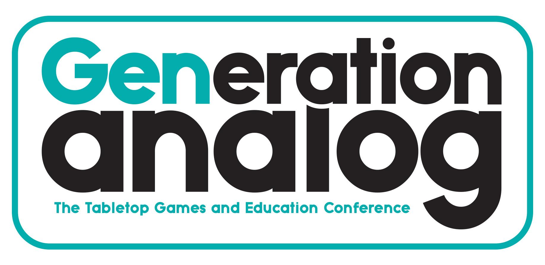 Generation Analog Logo