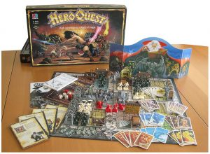 Hero Quest! by whatleydude CC BY 2.0