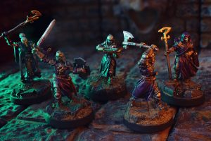 Frostgrave - Soothsayer Warband by Dave Mathis CC BY-NC-ND 2.0
